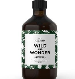 The Gift Label The Gift Label Handsoap Wild & Wonder