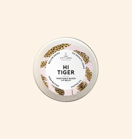 The Gift Label The Gift Label Lip balm Hi Tiger