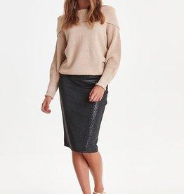 Ichi ICHI Ihkate Shimmer Skirt