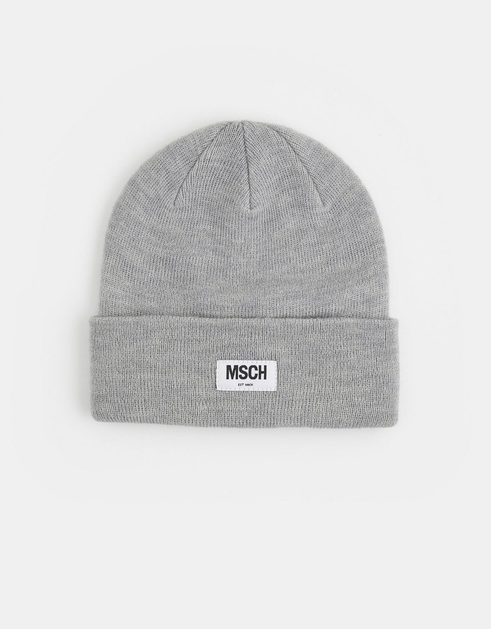 Moss Copenhagen MSCH Mojo Beanie Grey