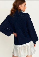 Rut & Circle Liza Jaquard Knit