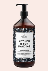 The Gift Label The Gift Label Kitchen Cleaning Soap Kitchen is for dancing