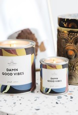 The Gift Label The Gift Label Candle Tin Damn Good Firewood S
