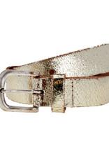 Elvy Elvy Belt Metal Gold