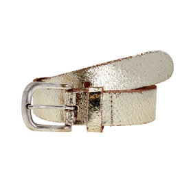 Elvy Elvy Belt Metal Gold