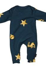 Snurk Snurk Christmas Bling Jumpsuit Babies