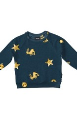 Snurk Snurk Christmas Bling Sweater Kids