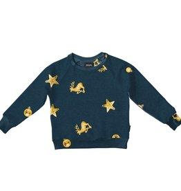 Snurk Snurk Christmas Bling Sweater Kids