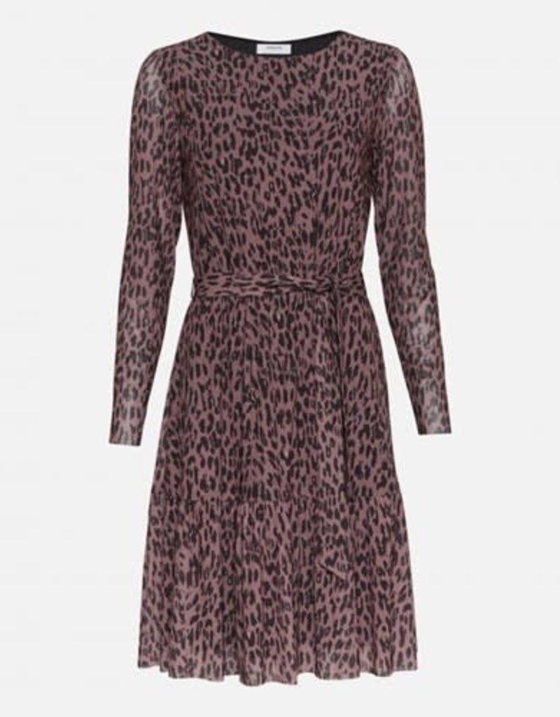 Moss Copenhagen MSCH Jasmin Mesh Belt Dress