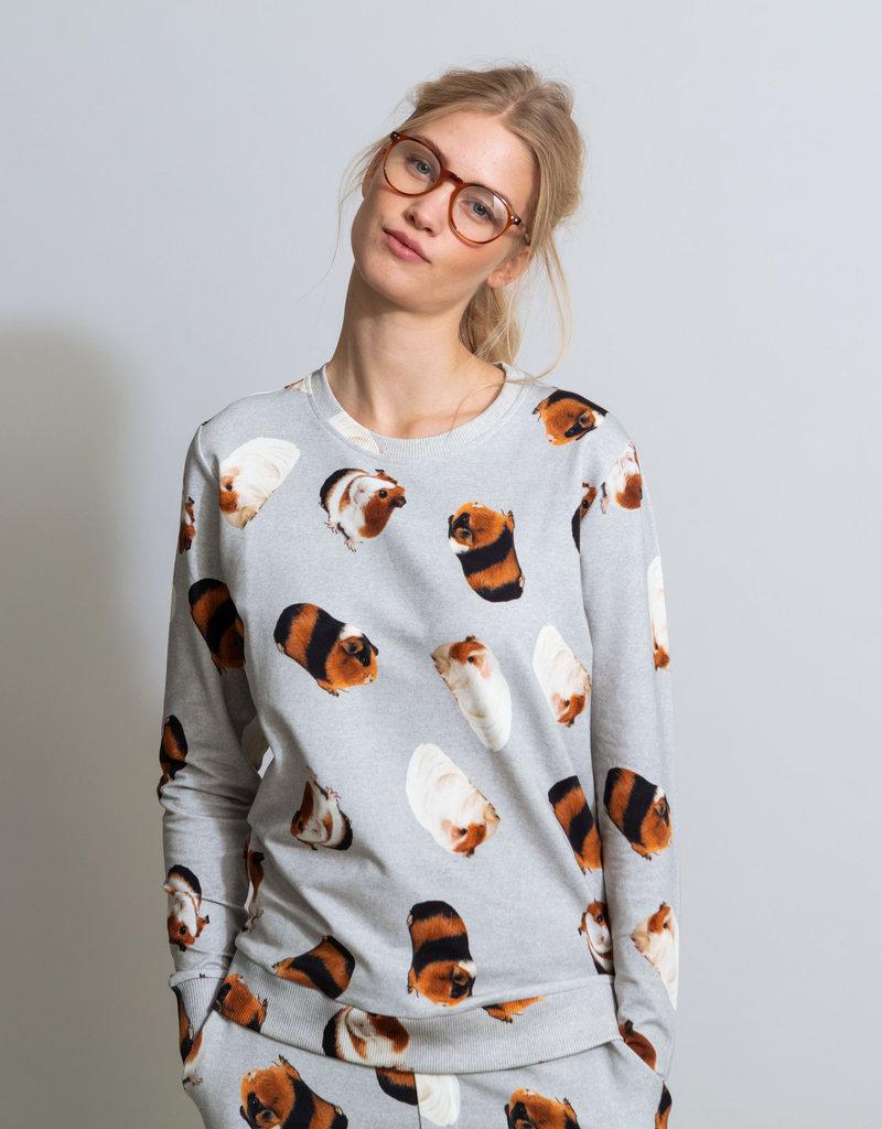 Snurk Snurk Cavia Mania Sweater Woman