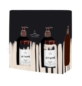 The Gift Label The Gift Label Gift Box  Je t'aime - HIM