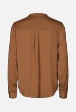 Moss Copenhagen MSCH Luella Seasonal Polysilk Shirt