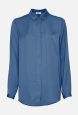 Moss Copenhagen MSCH Blair Seasonal Polysilk Shirt