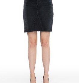 C.O.J. C.O.J. Lucy jeans rok Black VT