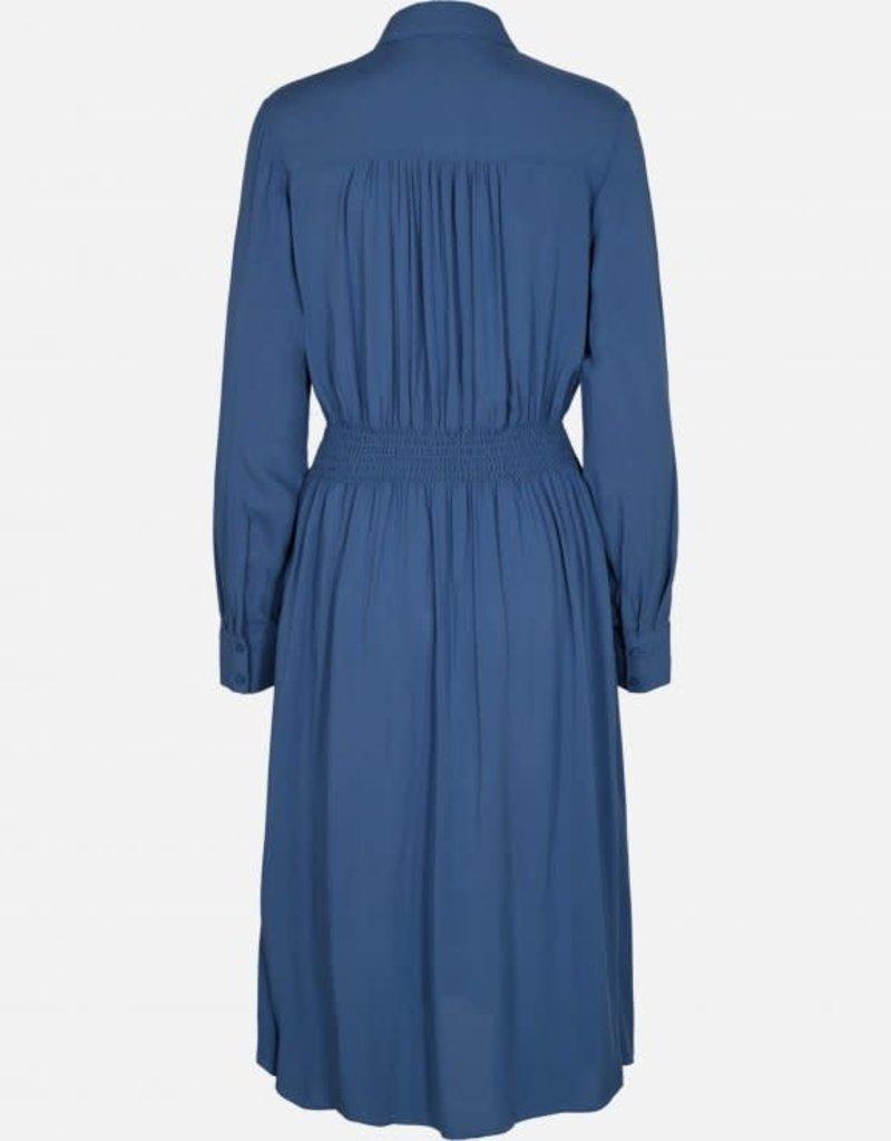 Moss Copenhagen MSCH Caddy Beach LS Shirt Dress