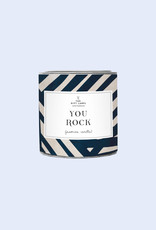 The Gift Label The Gift Label Candle Tin You Rock Jasmine Vanilla S