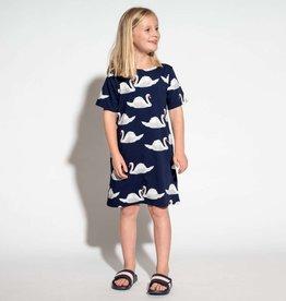 Snurk Snurk Swan Lake T-shirt Dress kids