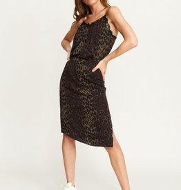 Rut & Circle Leo Split Skirt