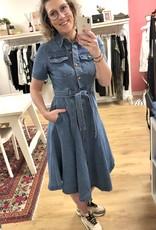 Rebelz Denim jurk Meis