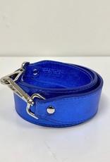 Rebelz Rebelz Bag Strap Metallic Blue