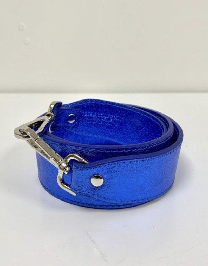 Rebelz Bag Strap Metallic Blue