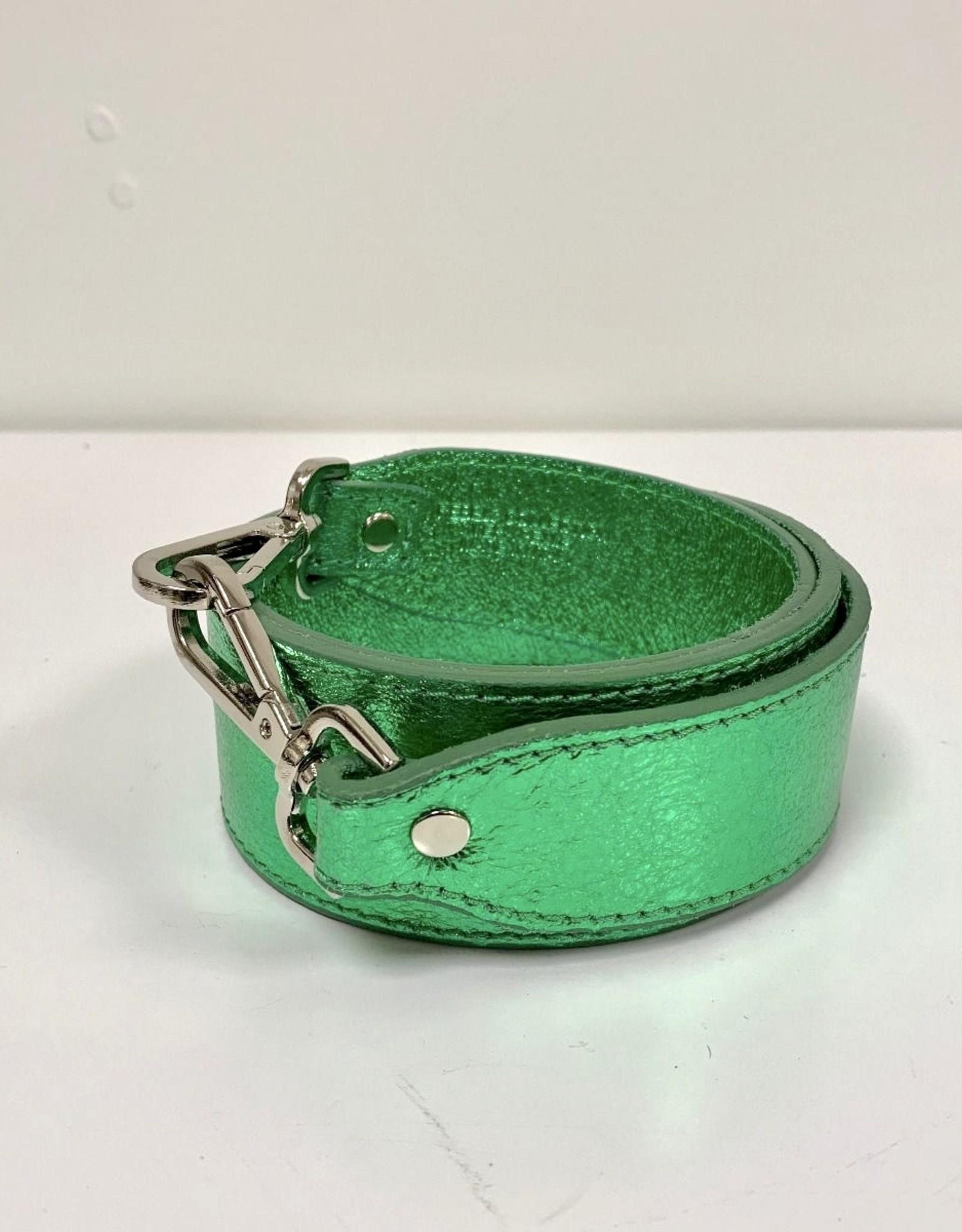 Rebelz Bag Strap Metallic Green