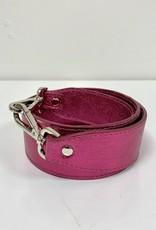 Rebelz Rebelz Bag Strap Metallic Pink