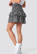 Rut & Circle Hanne Smock Skirt Flower
