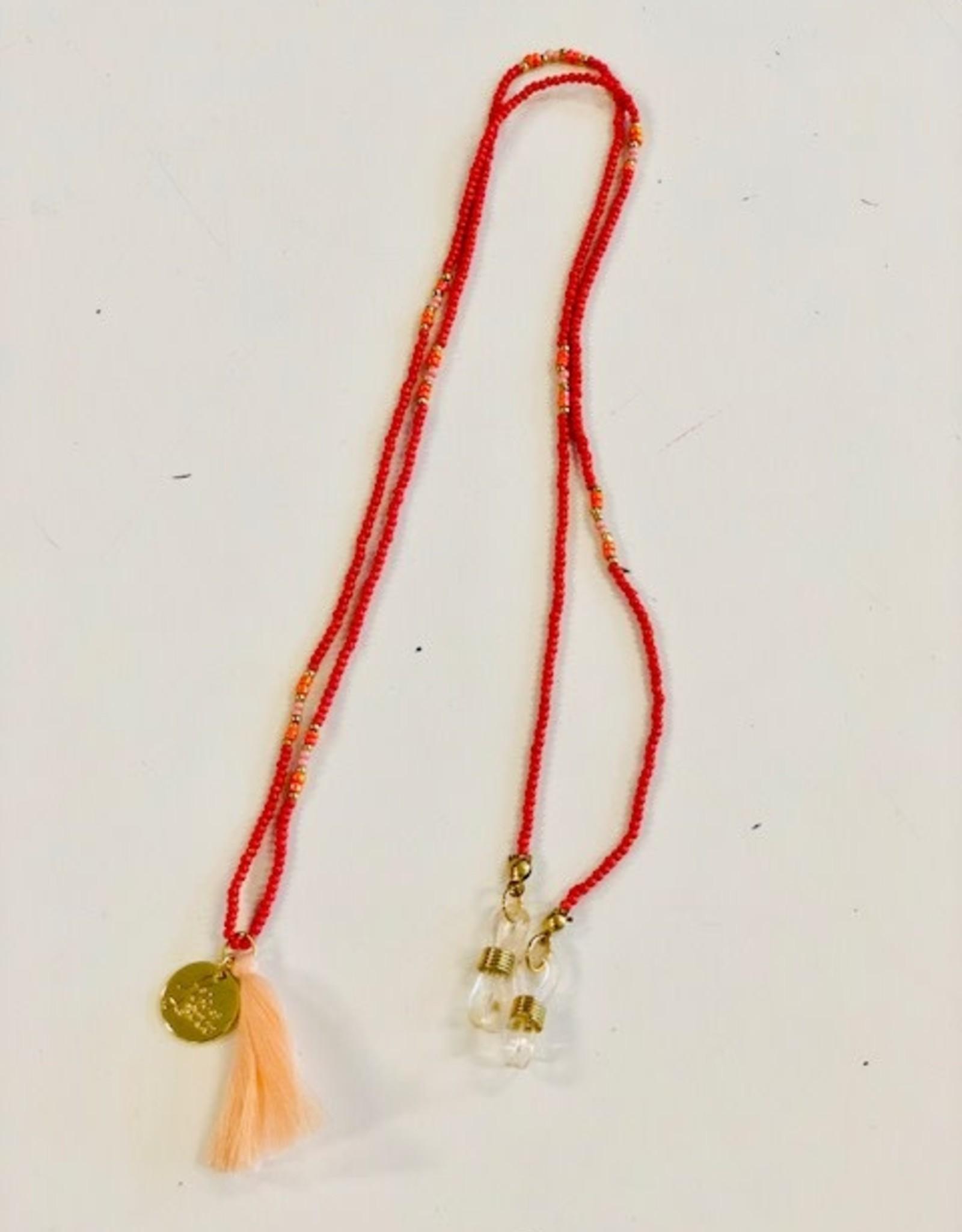 Bulu Bulu Happy Beads Suncords coral