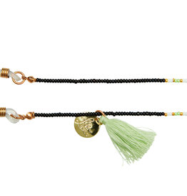 Bulu Bulu Happy Beads Suncords zwart
