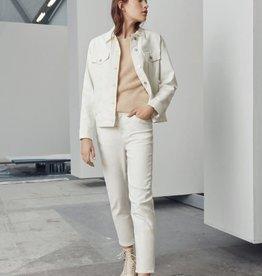 Moss Copenhagen MSCH Melanie Crystal HW Ankle Jeans