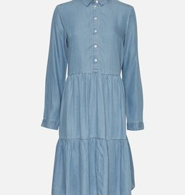 Moss Copenhagen MSCH Philippa LS Shirt Dress
