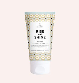 The Gift Label The Gift Label Body Lotion High Summer Rise and Shine