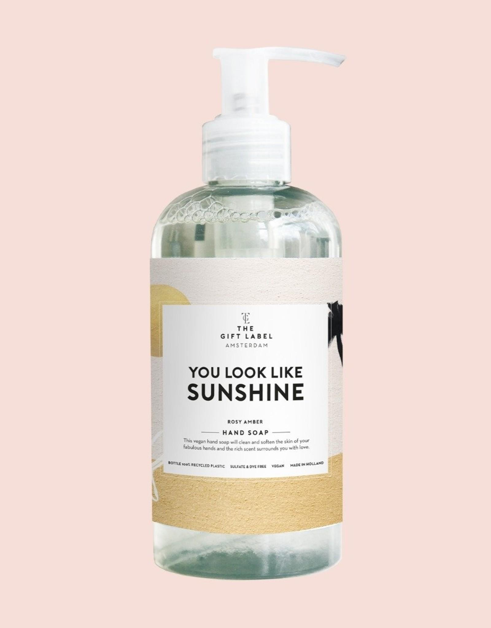 The Gift Label The Gift Label Handsoap High Summer Sunshine