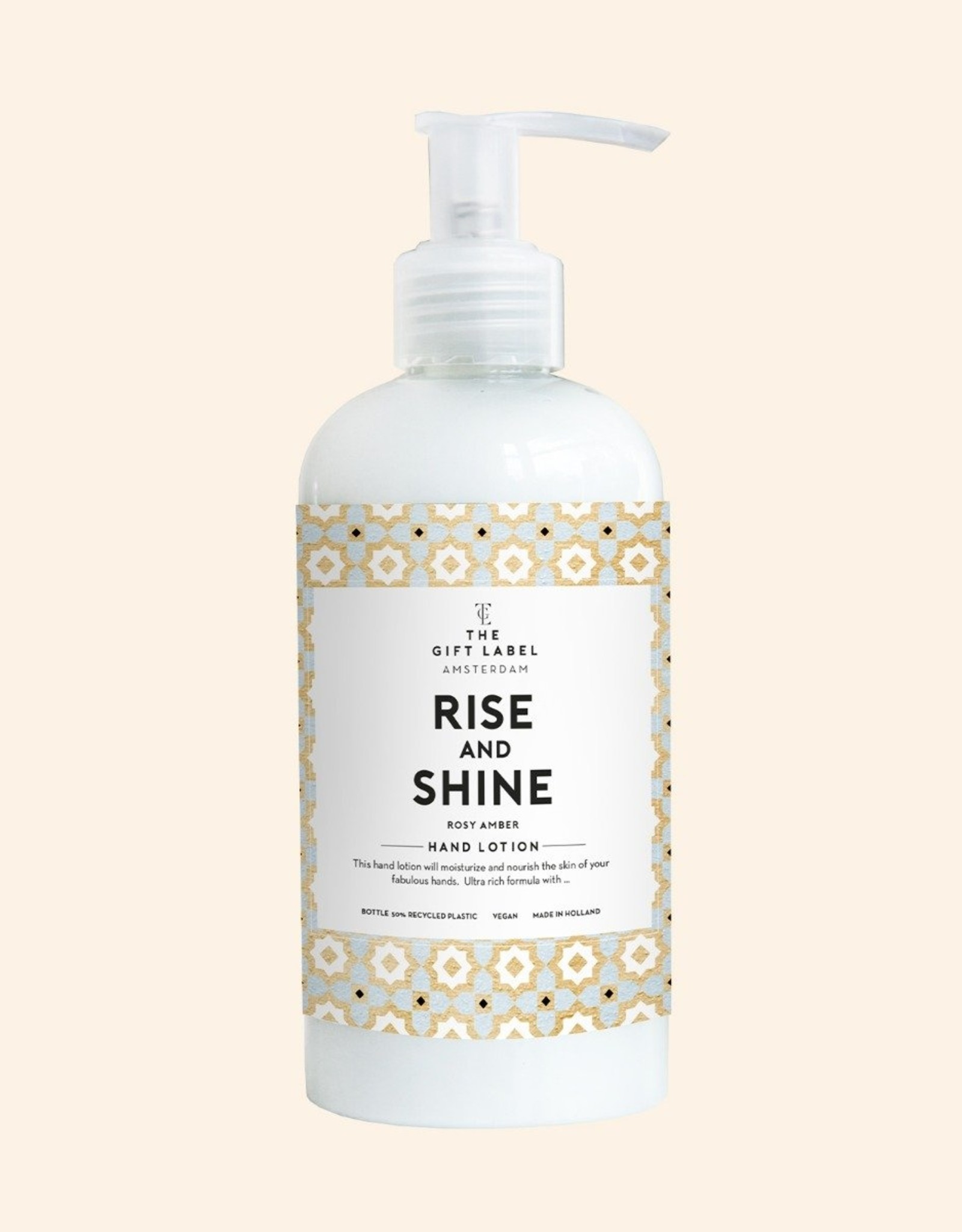 The Gift Label The Gift Label Handcreme High Summer Rise and Shine