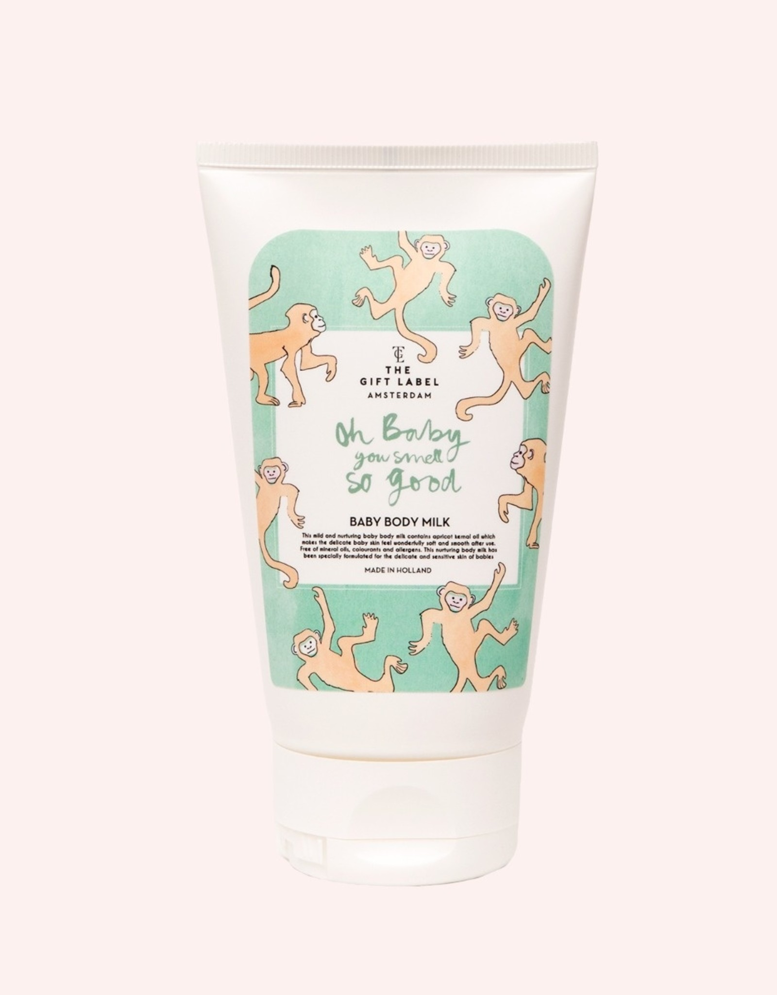 The Gift Label The Gift Label Baby Body Milk Oh Baby