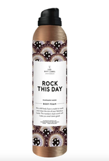The Gift Label The Gift Label Shower Foam Rock this day