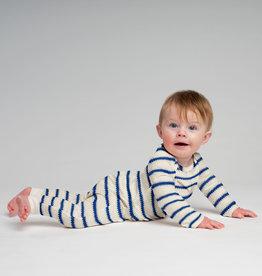 Snurk SNURK Breton blue Jumpsuit Babies