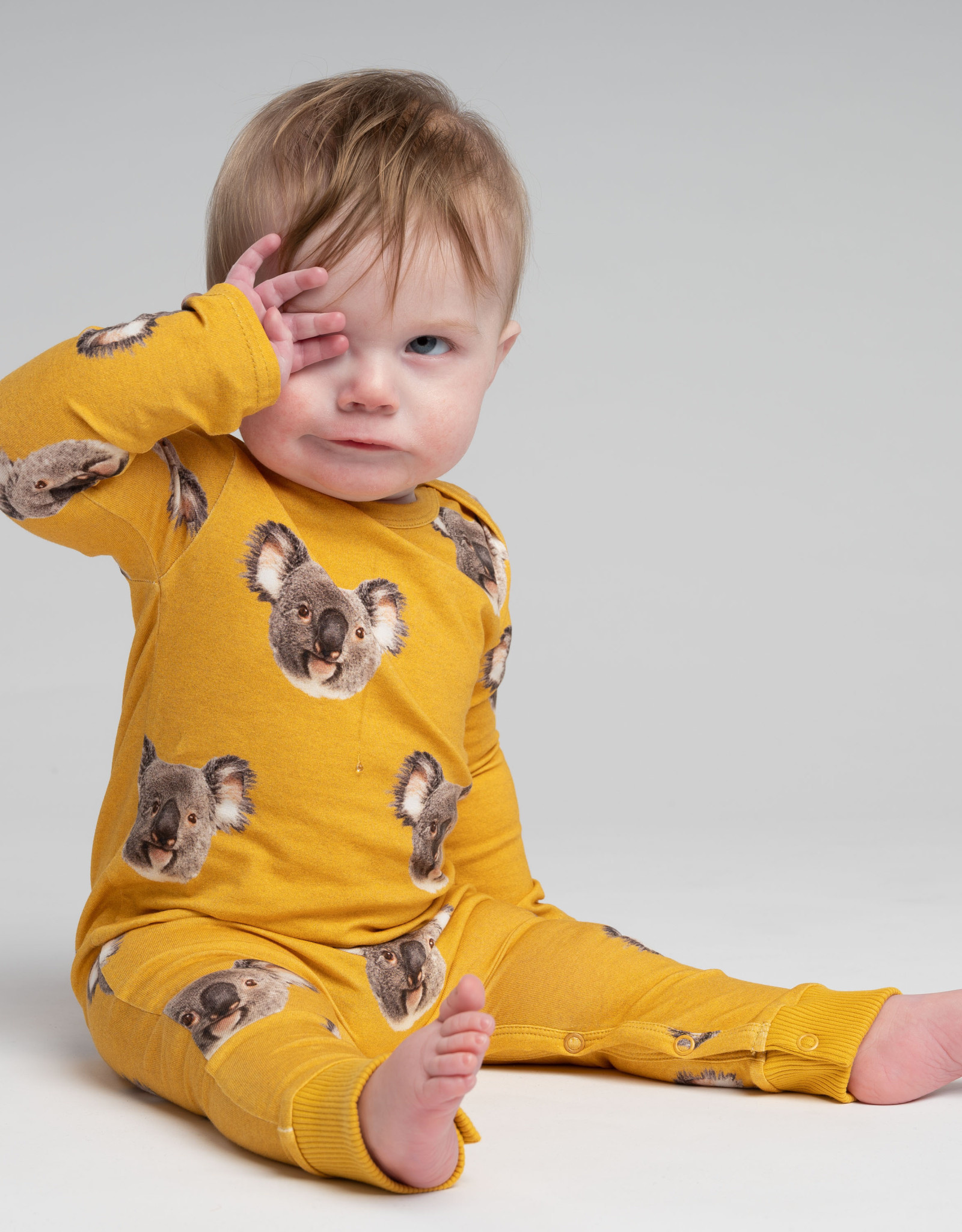 Snurk SNURK Koalas Jumpsuit Babies
