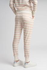 Snurk SNURK Breton Pink Pants Woman