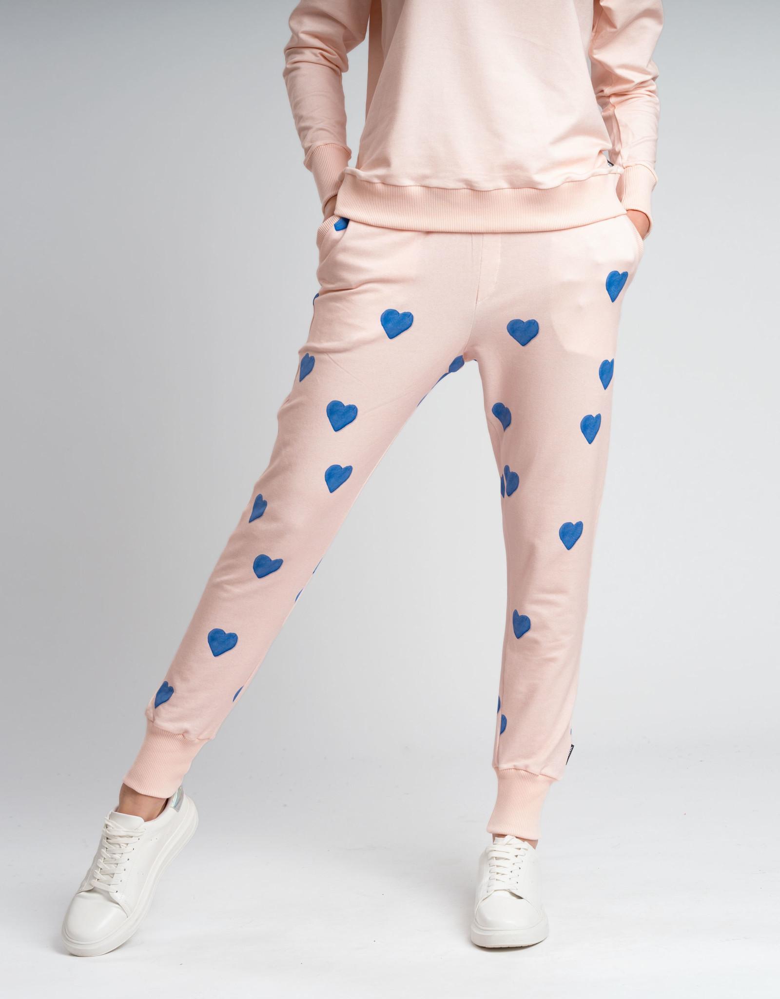 Snurk SNURK Clay Hearts Pants Woman