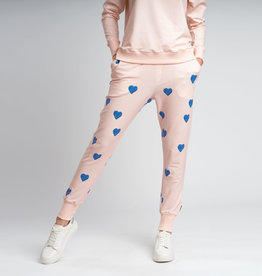Snurk SNURK Clay Hearts Pants Woman