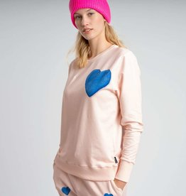 Snurk SNURK Clay Hearts Sweater Woman