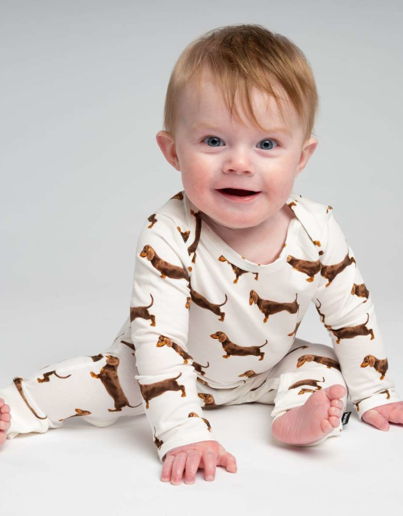 Snurk SNURK James Jumpsuit Babies