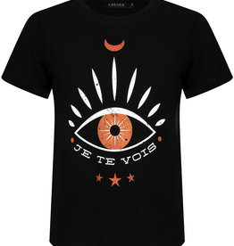 Ydence Ydence T-shirt Je Te Vois