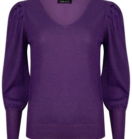 Ydence Ydence Top Nona Purple