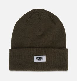 Moss Copenhagen MSCH Mojo Beanie Grape Leaf