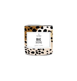 The Gift Label The Gift Label Candle Tin Big Hug Jasmine / Vanilla S
