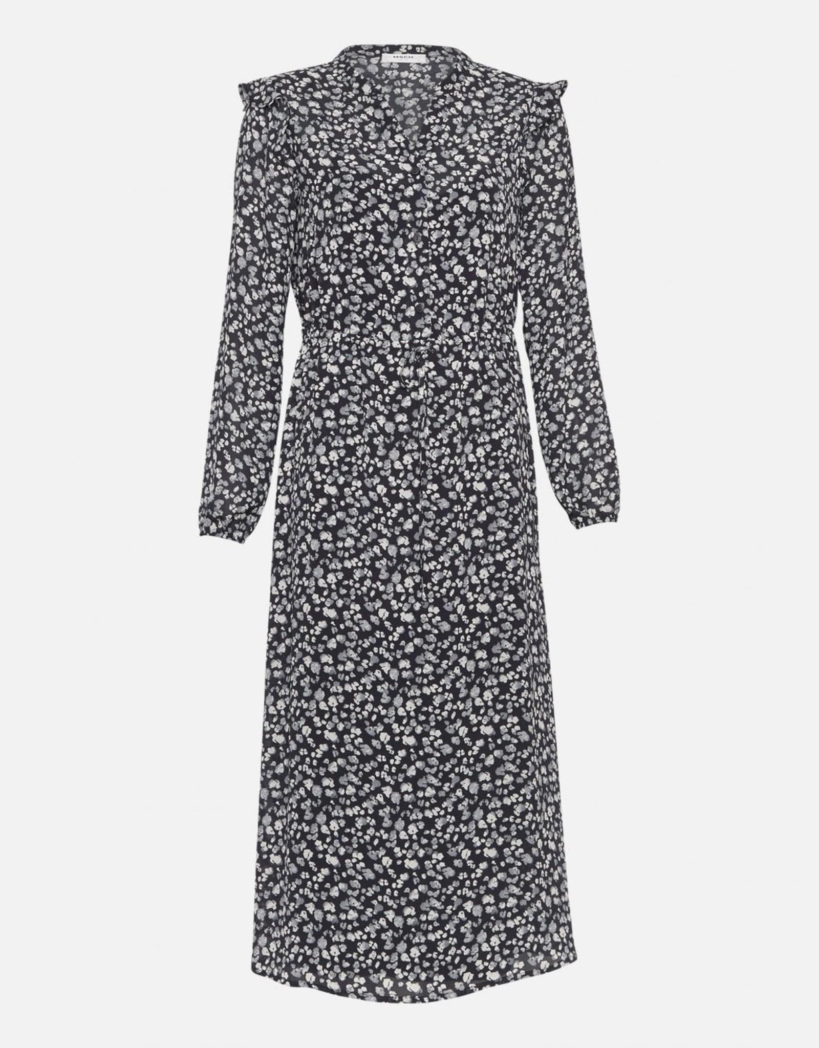 Moss Copenhagen MSCH Maella Rikkelie LS Dress
