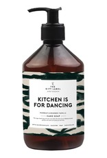 The Gift Label The Gift Label Handsoap Kitchen is for dancing
